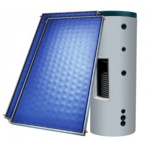 impianti pannelli termici solari circolazione forzata