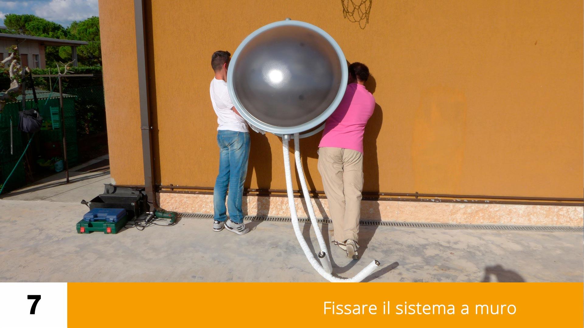 Pannelli Solari Termici Da Balcone acqua calda sanitaria | solari termici | newsun shop online