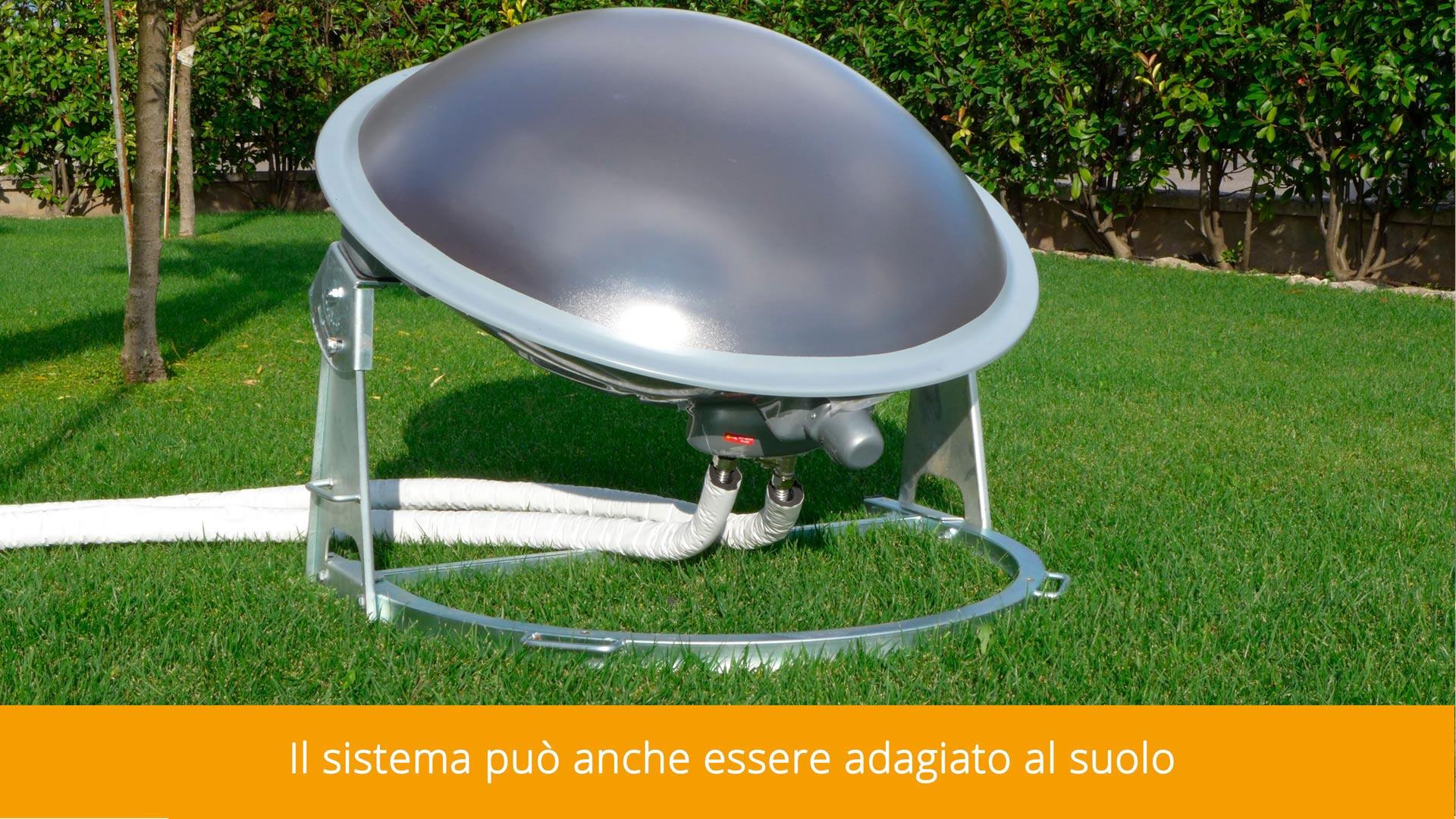 acqua calda sanitaria pannelli solari newsun