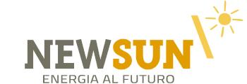 NewSun | Scaldabagno | Pannelli Solari Logo
