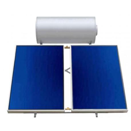 scalda acqua solare conto termico sistema solare termico pannelli solari newsun circolazione naturale