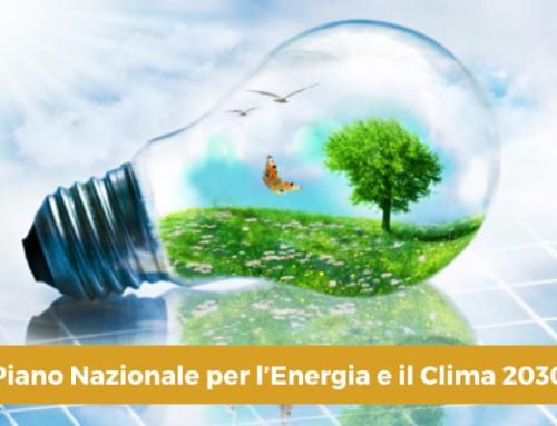 Piano Nazionale per l'Energia e il Clima 2030: come utilizzare al meglio le fonti di energia rinnovabili.