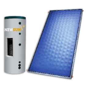 pannelli solari termici newsun circolazione naturale e circolazione forzata