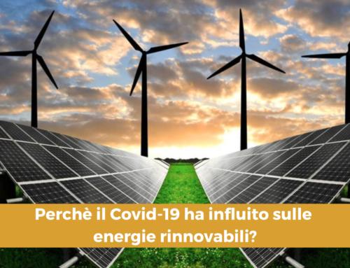 L'emergenza Covid-19 ha influito sull'utilizzo delle energie rinnovabili in Europa?